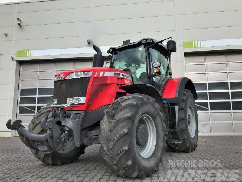 Massey Ferguson MF 8727 Dyna VT