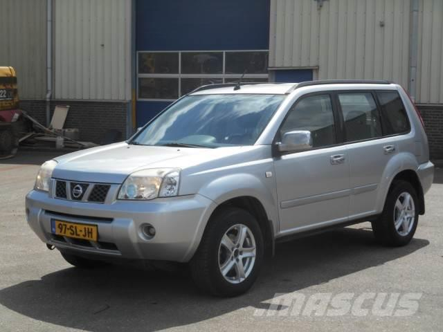 Nissan X-Trail 2.2 DCI Airco Leather