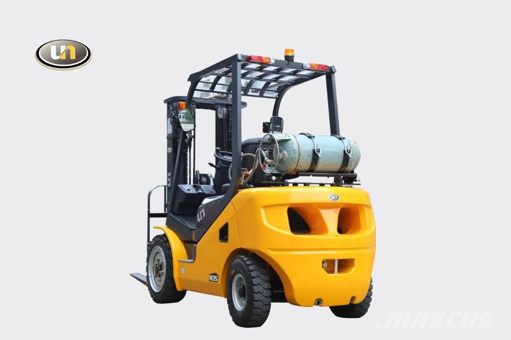 UN Forklift FL18T 1.8Ton LPG Forklift  Nissan Engine