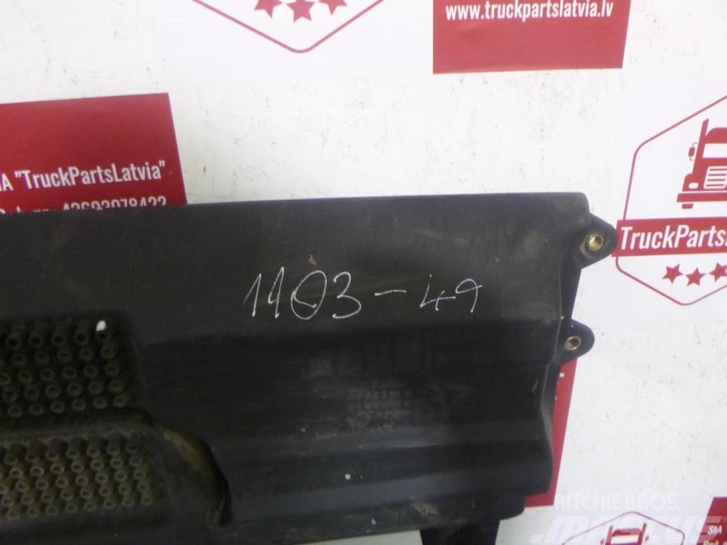 MAN TGX Air intake(external) 81.08201.0485