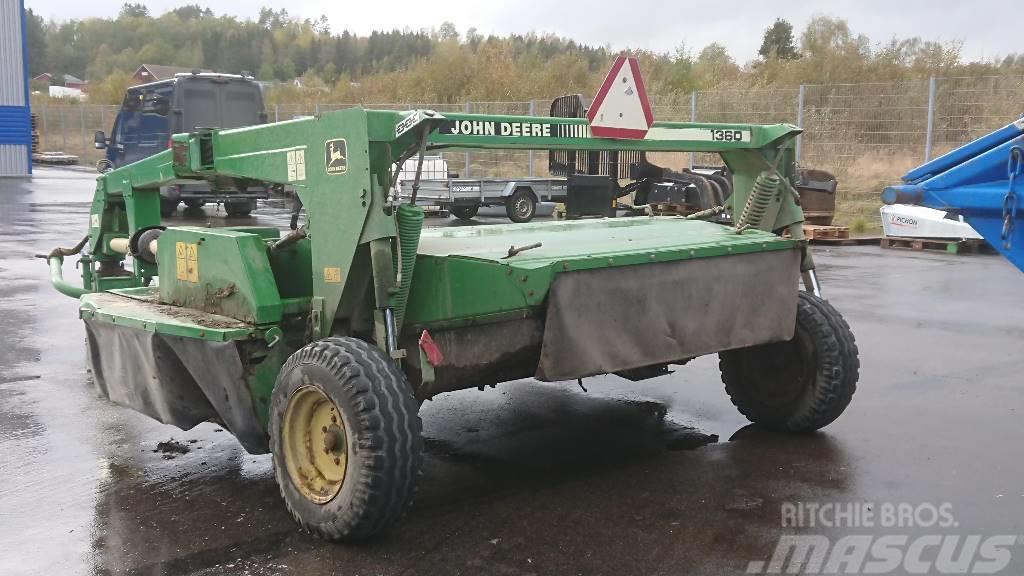 John Deere 1360 Slåtterkross -98