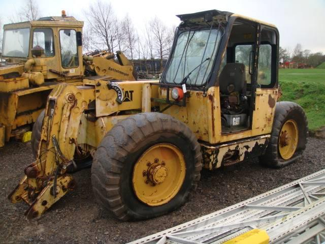 Caterpillar TH 82 dismantling for parts only