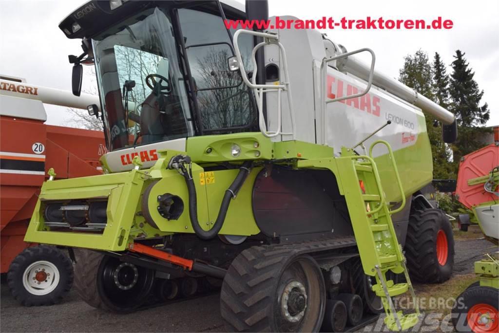 CLAAS Lexion 600 Terra-Trac