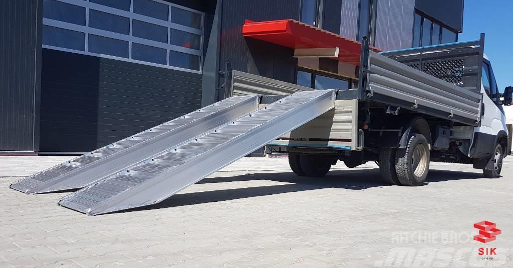[Other] Gépszállító Rámpa  Loading Ramps Rampe Aluminiu