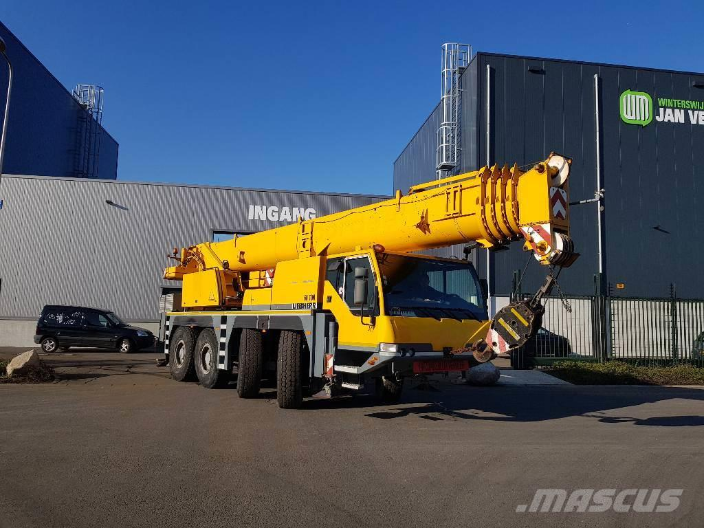 Liebherr LTM 1060-2 8x6x8
