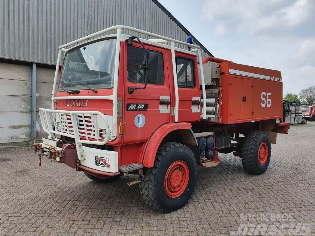Renault M210 3000 Liter