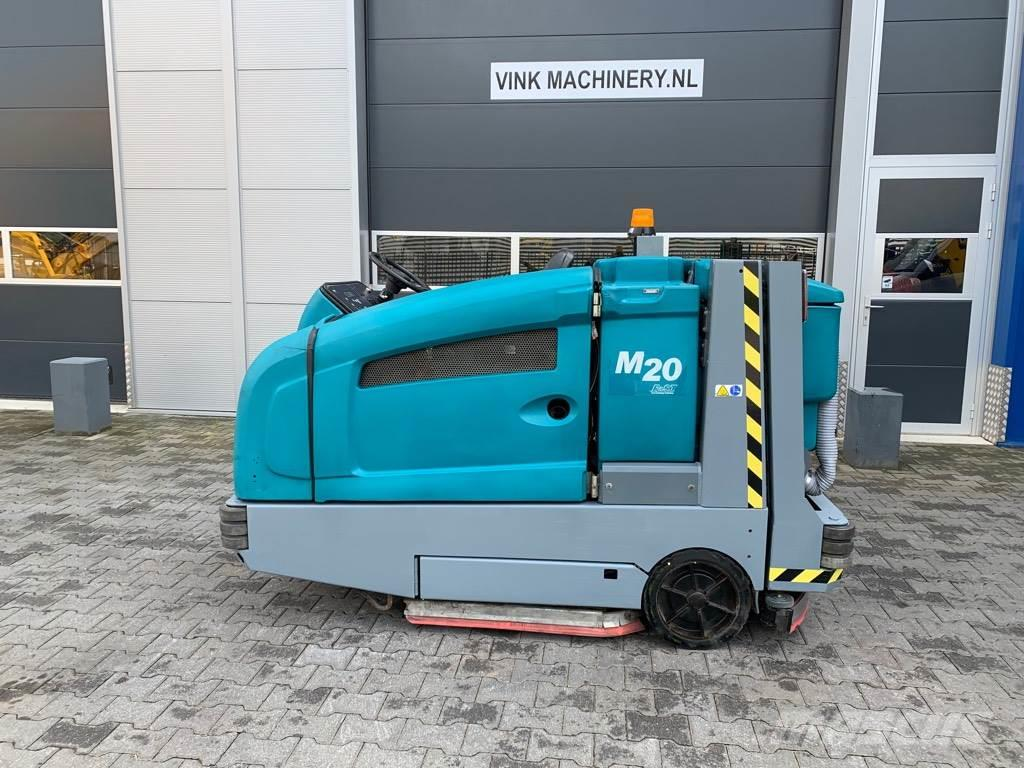 Tennant M20 veeg,scrub machine