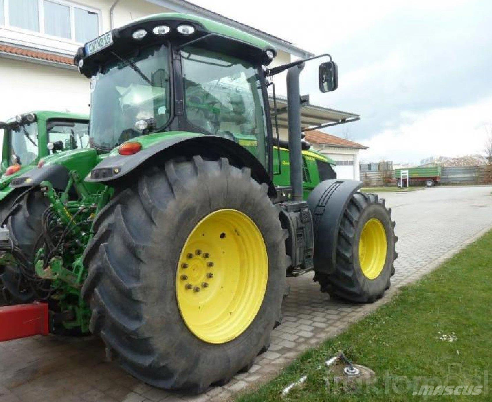 John Deere 7230R, 2012, Traktorer