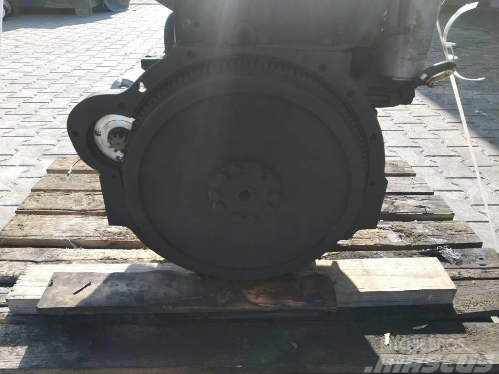 Deutz Silnik Engine Motor F3L912W 3 cylindrowy