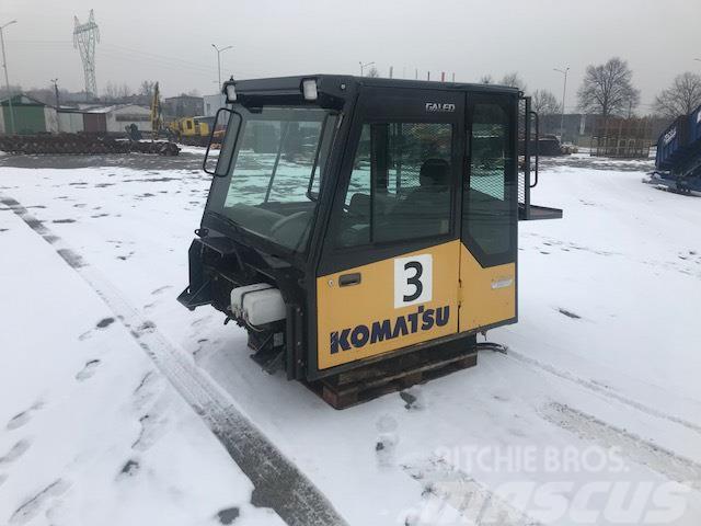 Komatsu HM 400 CAB