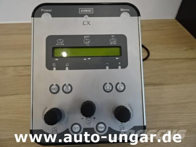 Scag CX Control Panel Streuer Bedienpult Stratos