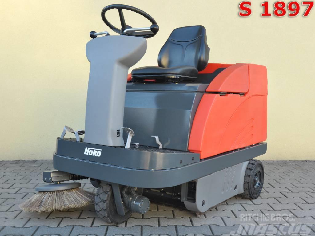 [Other] Sweeper HAKO JONAS 980 V