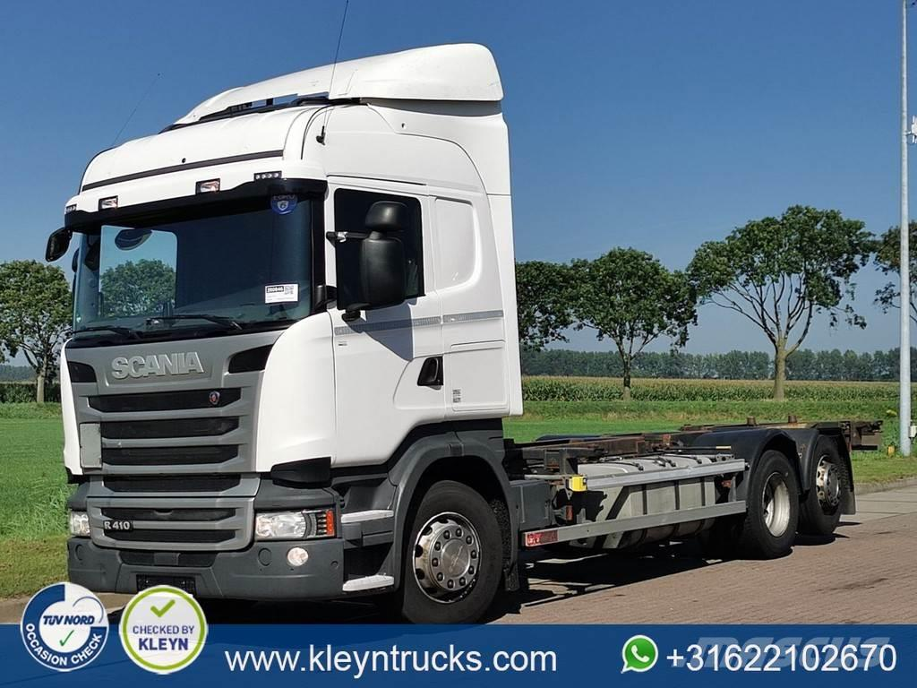 Scania R410 6x2*4 scr only