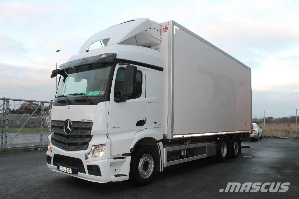 Mercedes-Benz Actros 2545 L 6X2 Euro 6