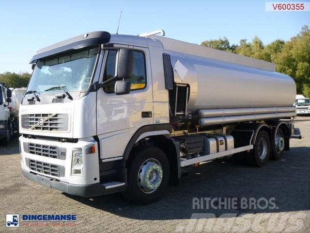 Volvo FM9-380 6X2 fuel tank 19.5 m3 / 5 comp