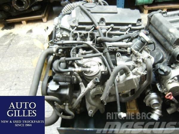 Mercedes-Benz OM646DELA / OM 646 DELA Motor