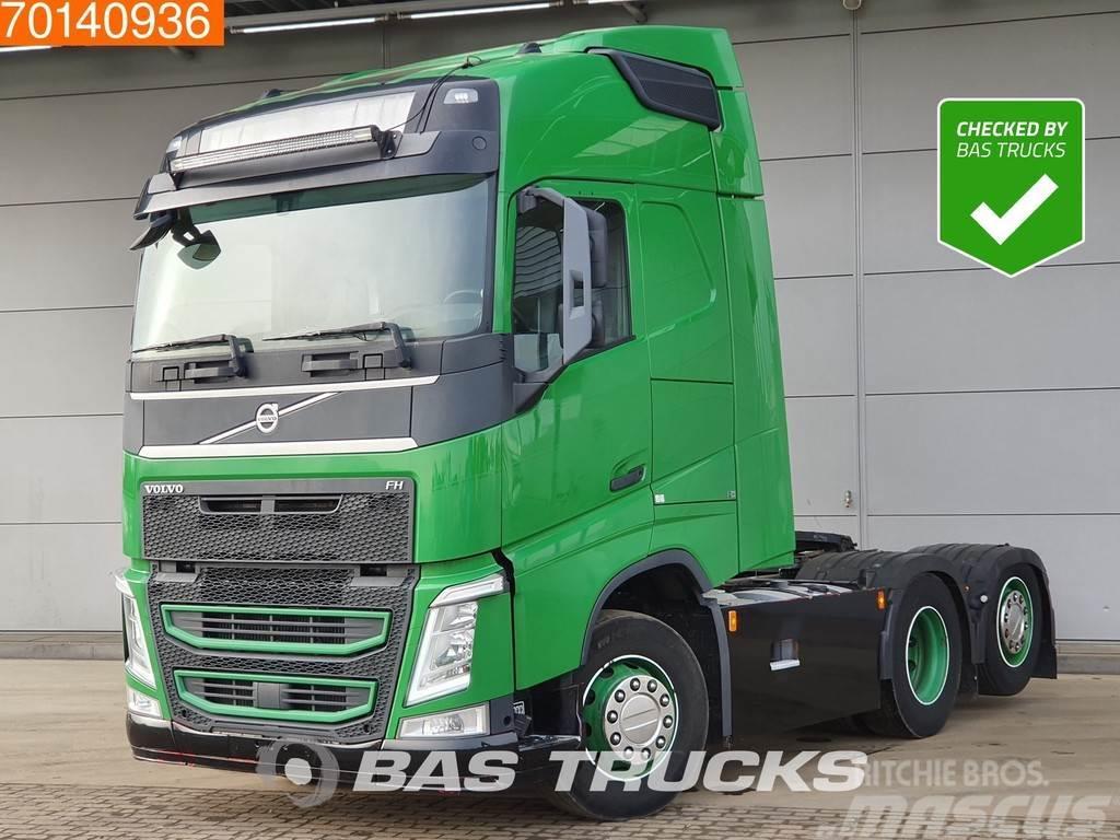 Volvo FH 460 6X2 VEB+ ACC Liftachse 2x Tanks Euro 6