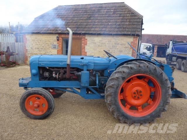 Fordson MAJOR WINCH TRACTOR