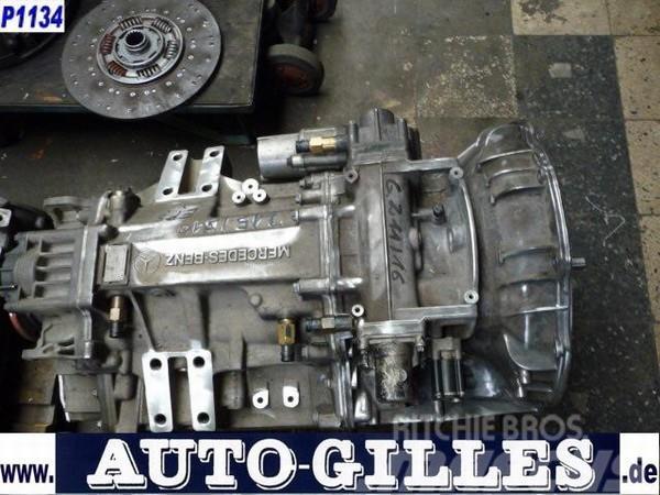 Mercedes-Benz Getriebe G 211-16 EPS / G211-16 EPS Actros