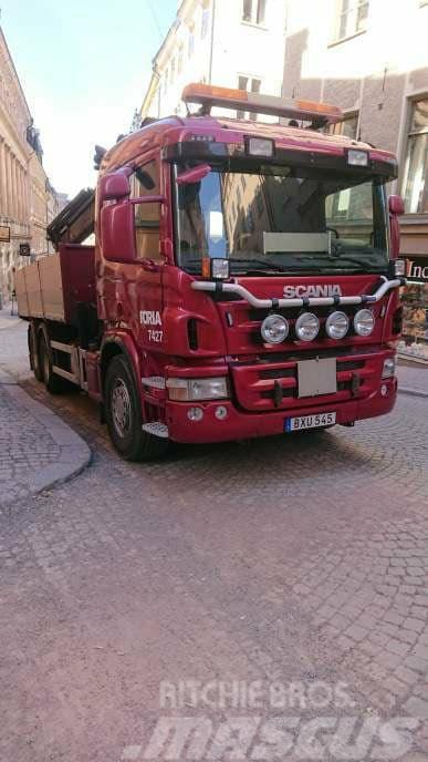 Scania P 400 LB