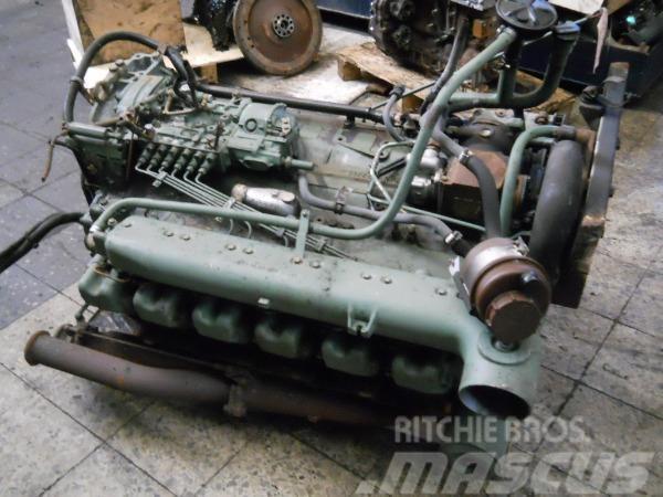 Mercedes-Benz OM447H / OM 447 H