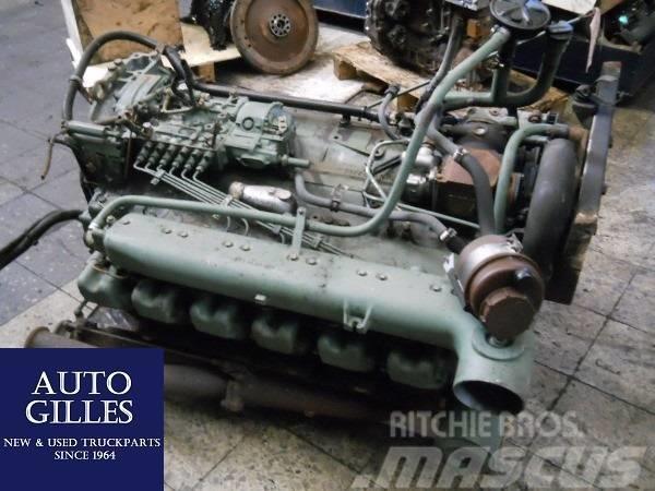 Mercedes-Benz OM447H / OM 447 H Bus Motor