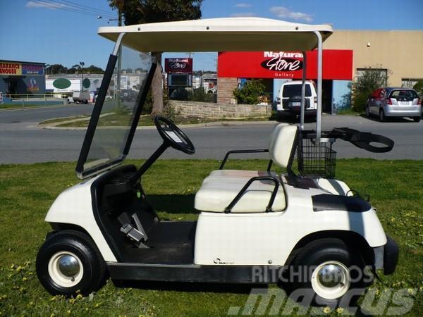 yamaha g19e preis baujahr 2000 golfwagen golfcart gebraucht kaufen und verkaufen. Black Bedroom Furniture Sets. Home Design Ideas