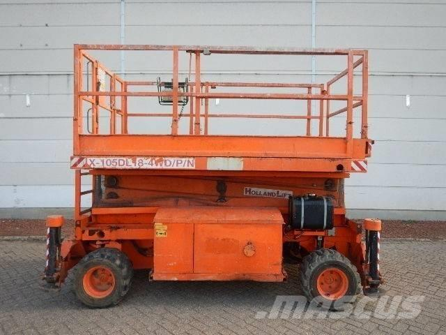 Holland Lift X 105 DL 18