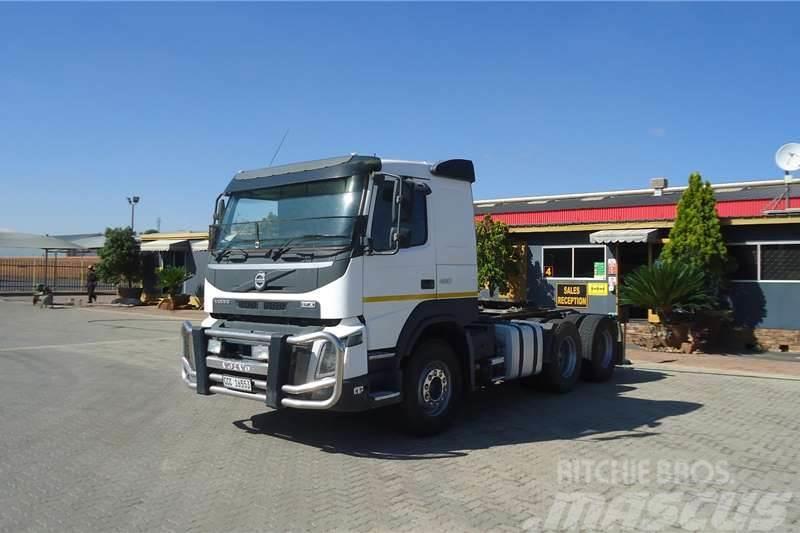 Volvo FMX 480 T/T C/C #6573