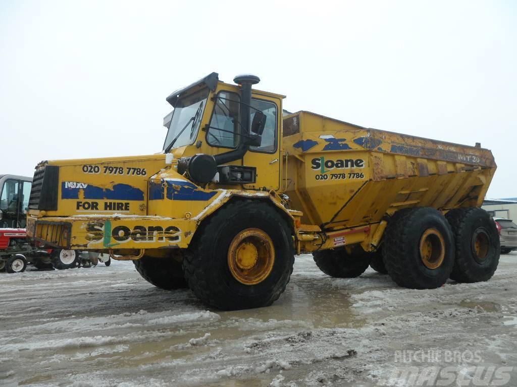 Komatsu Moxy Mt27 1995 Articulated Dump Trucks Adts