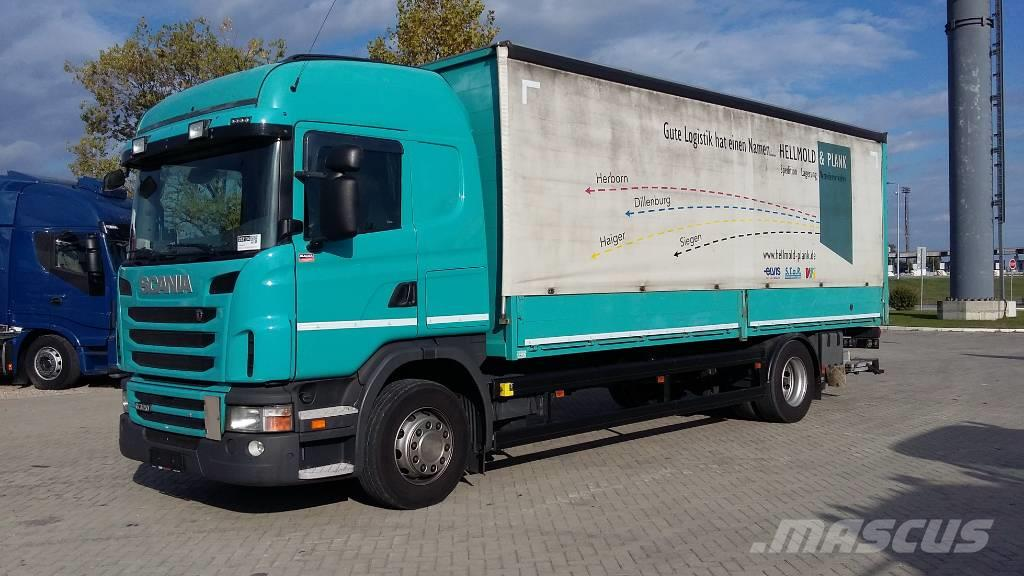Scania G 320 german brief