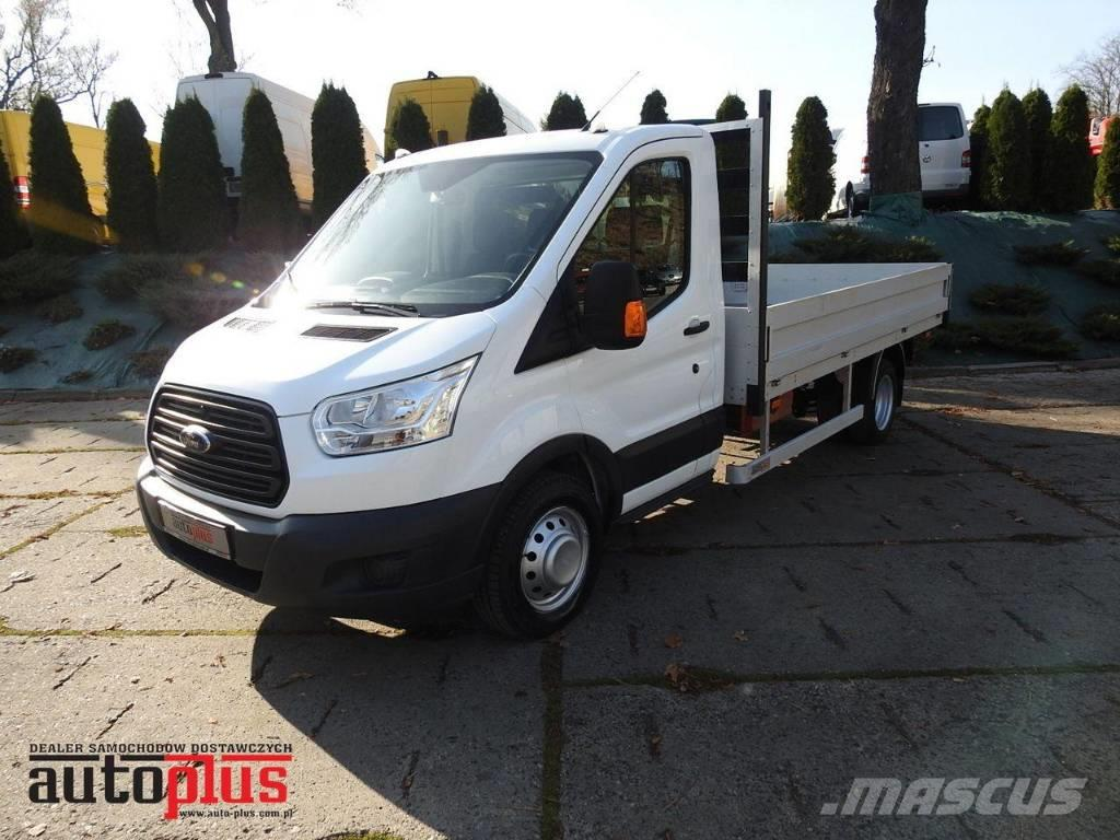 Ford TRANSIT STAKE BODY LONG CHASSIS AIRCONDITION