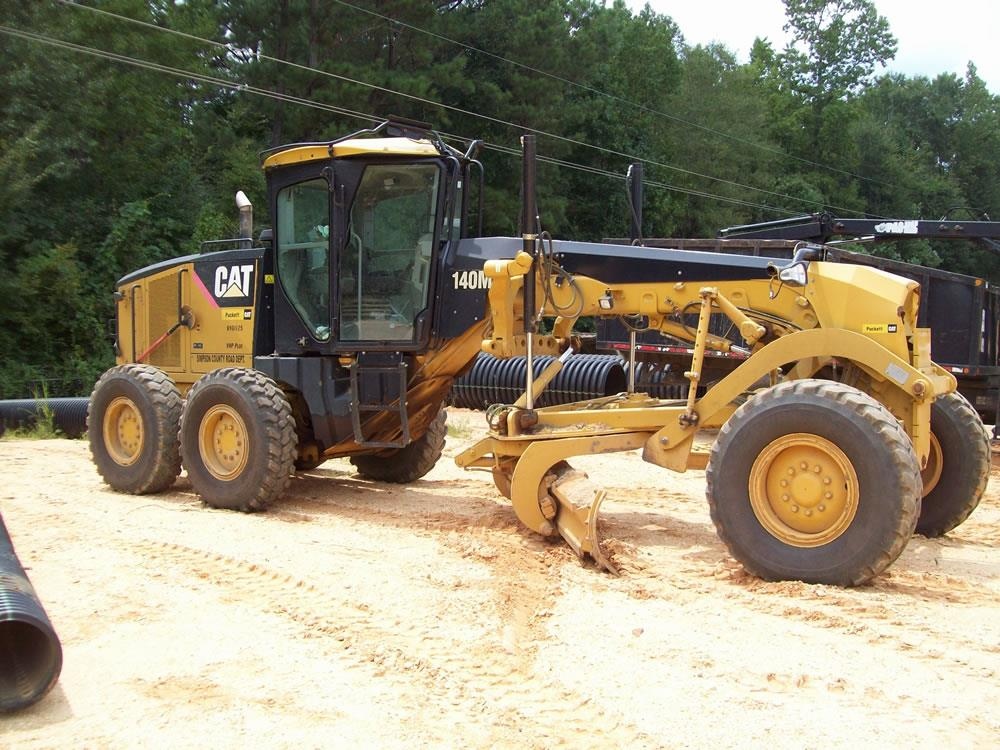 Caterpillar 140M VHP Plus