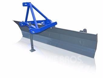 Bonnet Schaktblad 2.2 meter