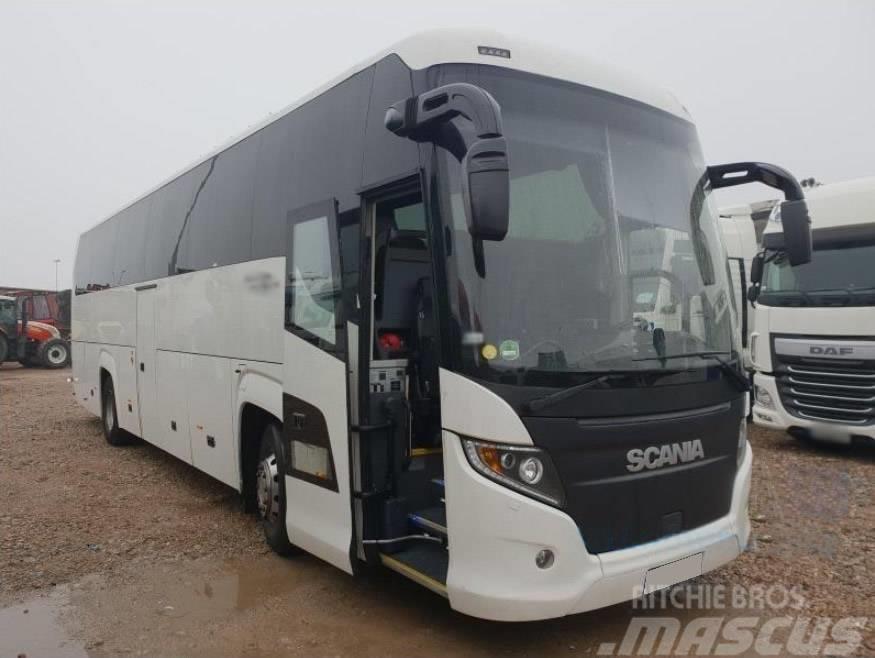 Scania TOURING A 18.6T / 51 SEATS / 170000 km! 3 SZT!