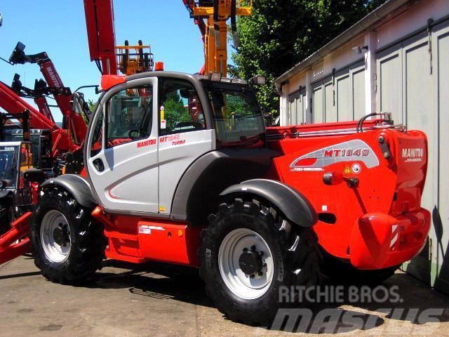 Manitou MT 1840 TURBO Serie E3 - 4x4x4 - 18m / 4t.