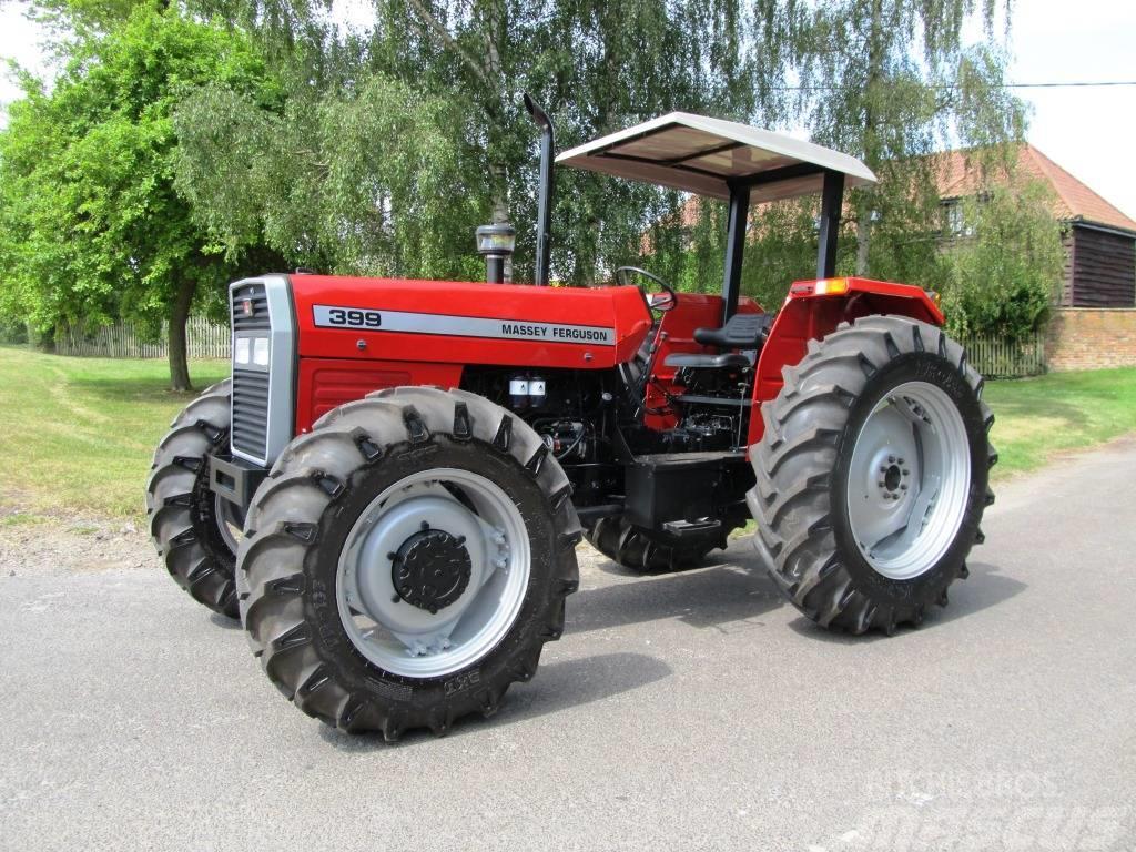 Massey Ferguson 399, Tractors ...