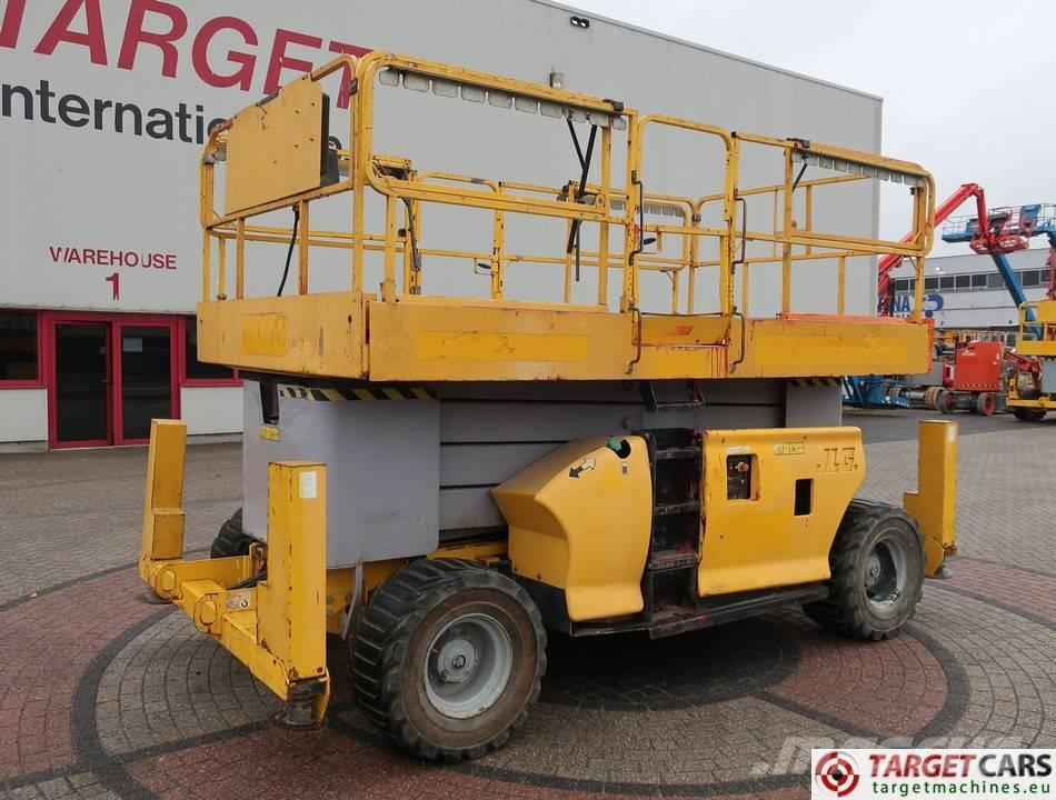 JLG 4394RT Diesel 4x4 Scissor Work Lift 1551cm