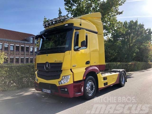 Mercedes-Benz Actros 1848 StreamSpace - Kipphydraulik -EURO 6 -