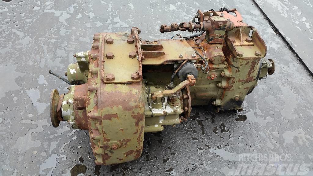 ZF AKG-55 / VG800-2