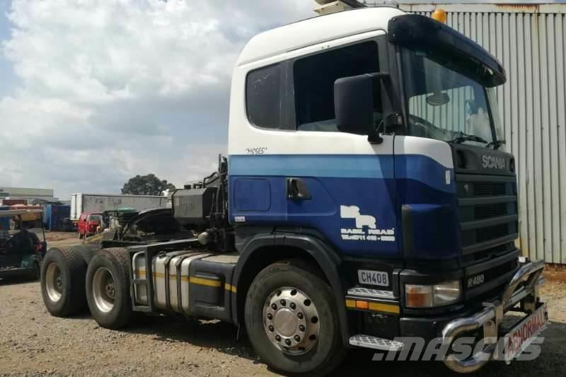 Scania R480 Truck Tractor 6x4