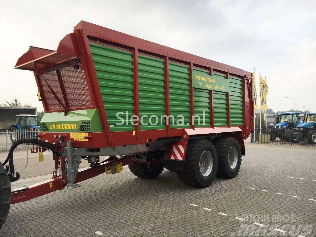 Strautmann Giga trailer 4602