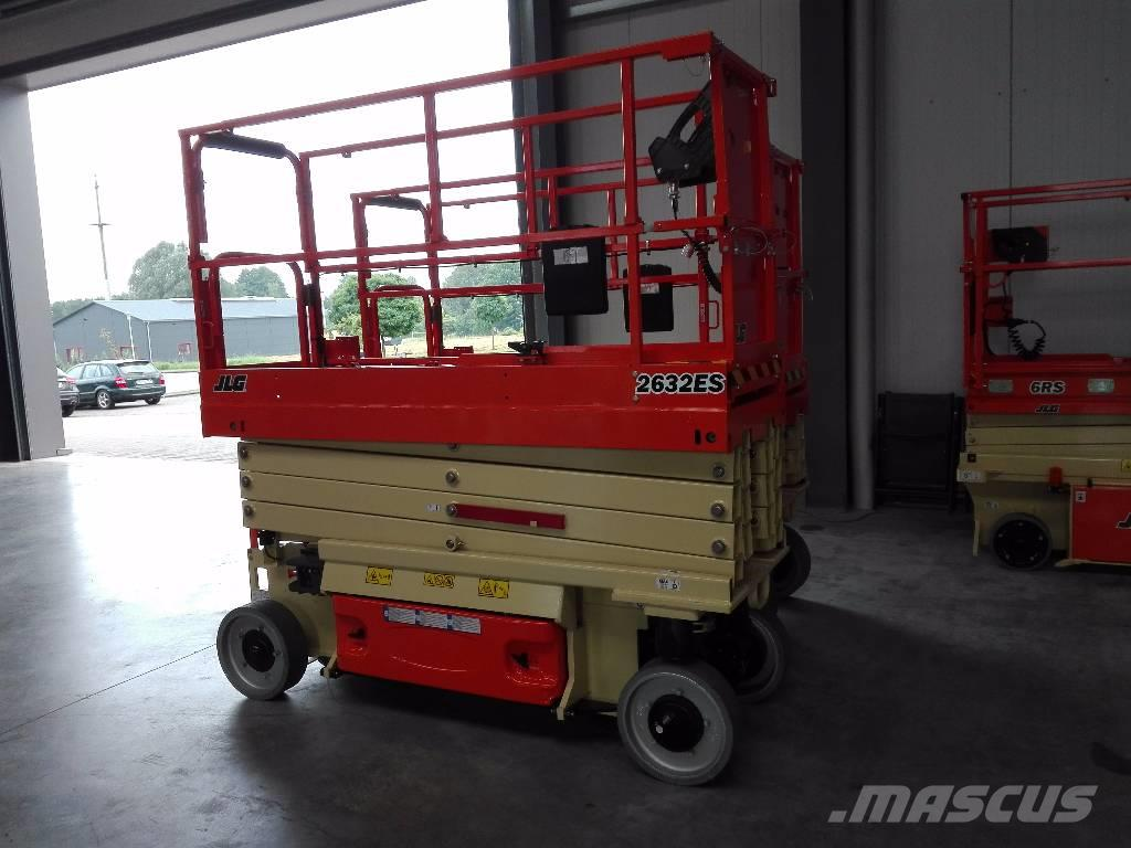 JLG 2632 ES, 2017, Scissor lifts ...