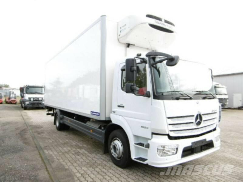 Mercedes-Benz ATEGO 1524 TK 8,06m LBW THERMO KING T 500 R