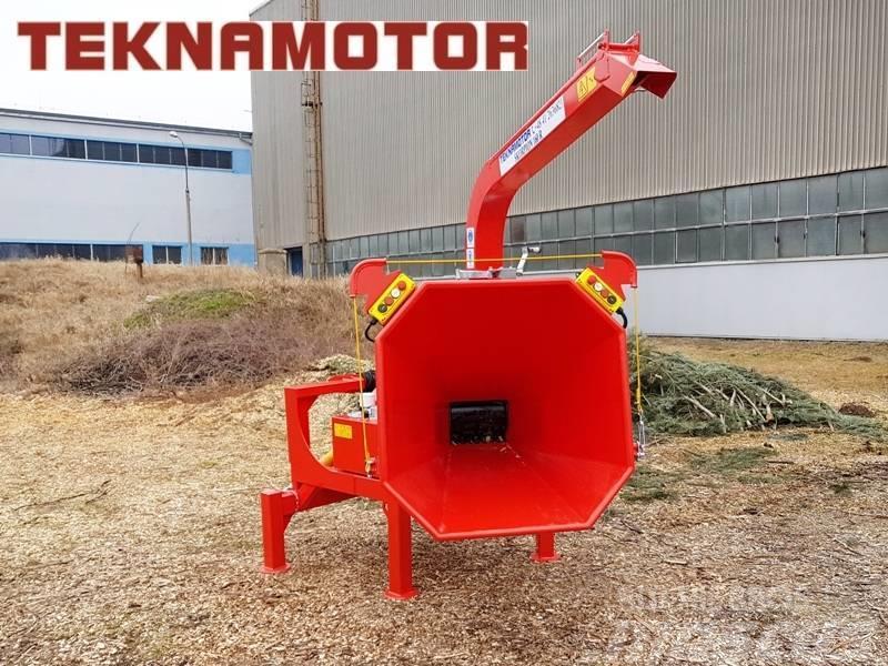 Teknamotor Skorpion 160R Holzhäcksler, Holzhacker