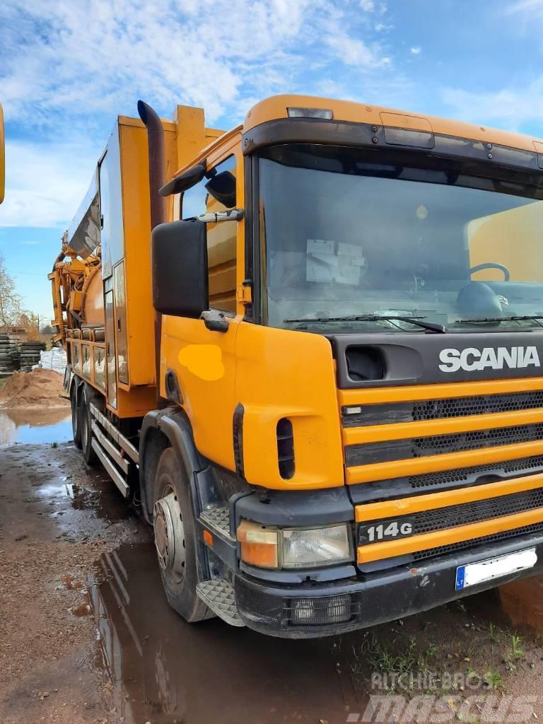 Scania P 114 GB
