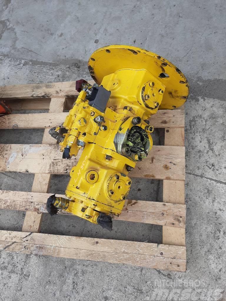 Liebherr a900 ZW Pompa hydrauliczna LPVD 064