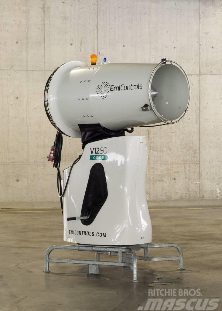 EmiControls V12s Odor Control