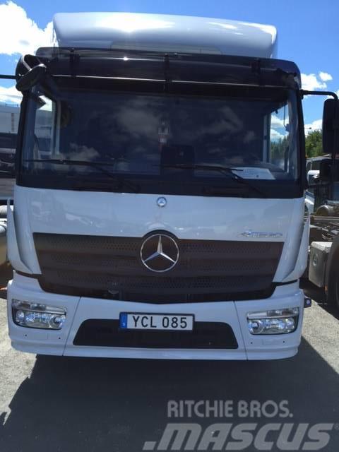 Mercedes-Benz Atego 1523 L
