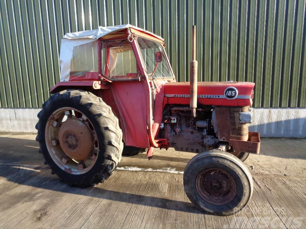 Massey Ferguson 185 2wd tractor